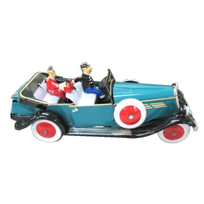 Alexander Taron Tin Wind Up Car