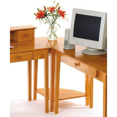 Winsome Studio Home L-Shape Desk Office Suite