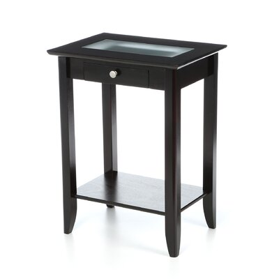 Winsome Syrah Multi-Tiered Telephone Table