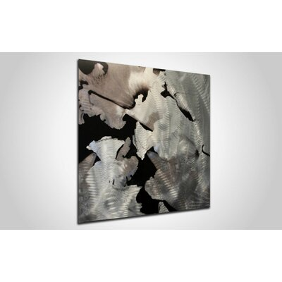 Metal Art Studio Flower Wall Art