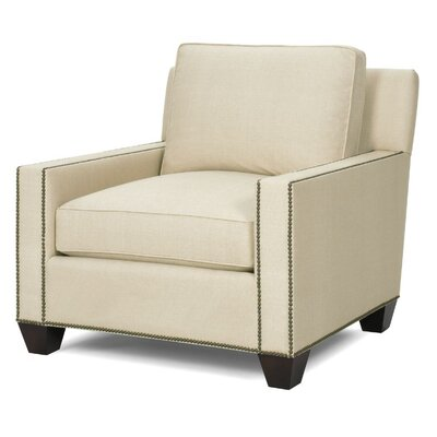 Folio Nail Trim Arm Chair