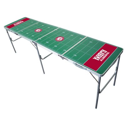 Tailgate Toss NCAA 2x8 Tailgate Table