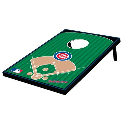 Tailgate Toss MLB Baseball Bean Bag Toss Game