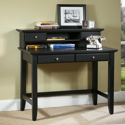 Home Styles Bedford Student Desk and Hutch Set