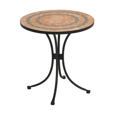 Home Styles Terra Cotta Bistro Table