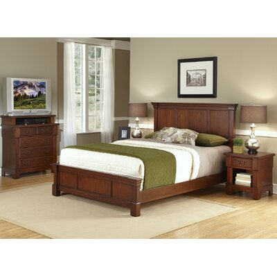Aspen 3 Piece Headboard Bedroom Collection