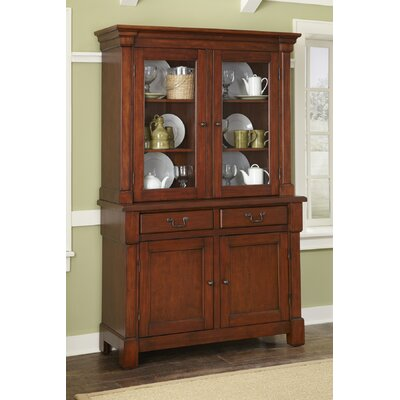 The Aspen Collection Buffet and Hutch