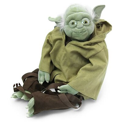 Comic Images Yoda Backpack Buddies