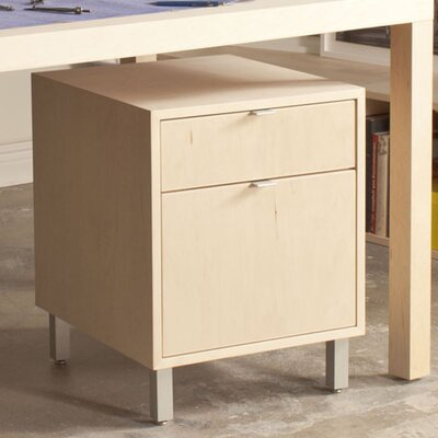 Urbangreen High Line 2 Drawer File Cabinet