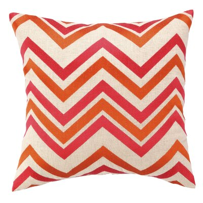 Courtney Cachet Chevron Embroidered Decorative Pillow