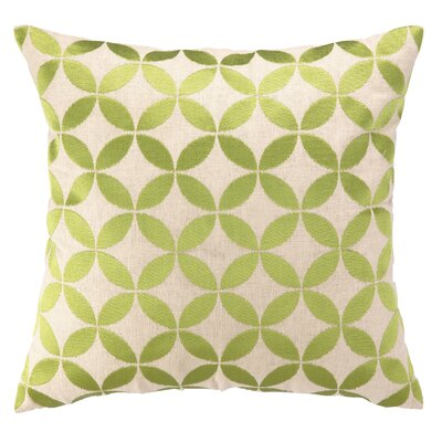 Courtney Cachet Circle Embroidered Decorative Pillow