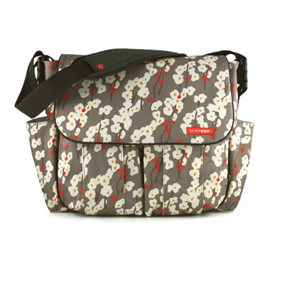 Skip Hop Dash Deluxe Diaper Bag
