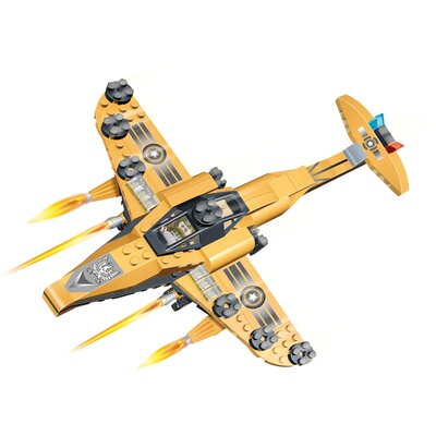 Banbao World Defence Force Fighter Block Set