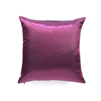 Rosamund Solid Silk Pillow