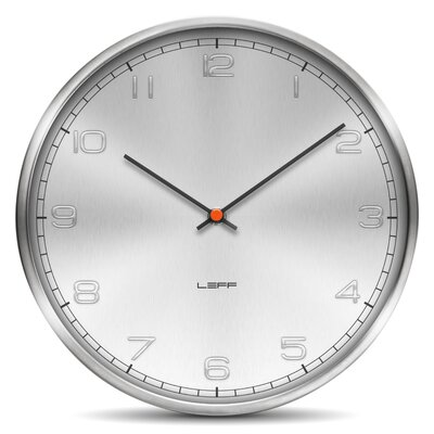 Leff Amsterdam One35 Wall Clock