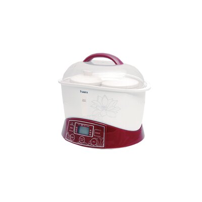 Hannex Electric Multi-Stew Cooker/Steamer Pot 2-in-1