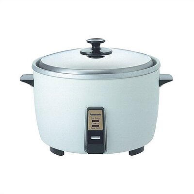 Panasonic Appliances 23 Cup Rice Cooker