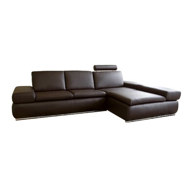 Lavinia Leather Sectional