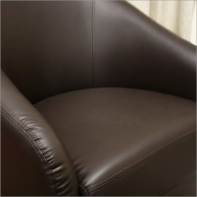 Wholesale Interiors Baxton Studio Leather Chair