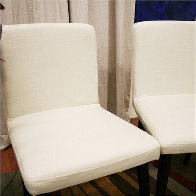 Wholesale Interiors Baxton Studio Yulene Parsons Chair (Set of 2)