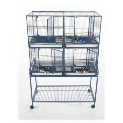 A&E Cage Co. Small Quad Bird Cage