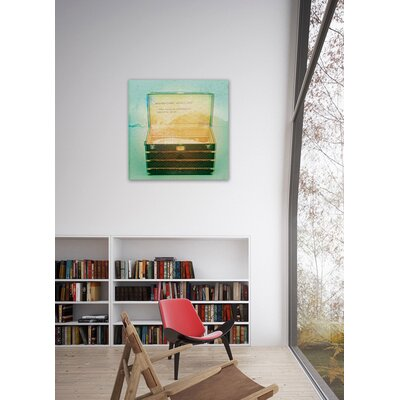 "Oliver Gal ""Wanderlust"" Canvas Wall Art"