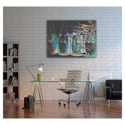 "Oliver Gal ""Dom P"" Canvas Wall Art"
