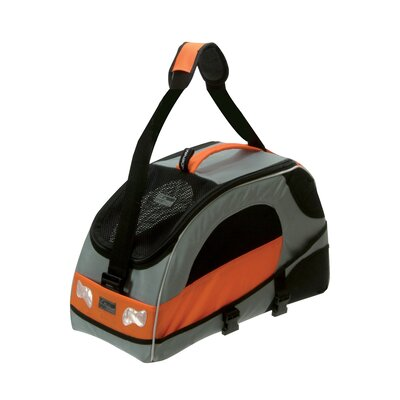 Sports Wagon Pet Carrier in Black