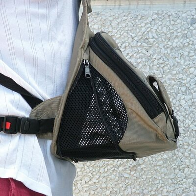PetEgo Marsupack Small Animal Pet Carrier