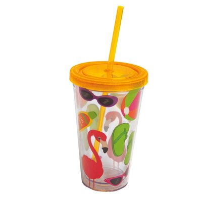 Summer Fun Insulated Cup