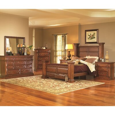 Progressive Furniture Inc. Torreon Panel Bedroom Collection