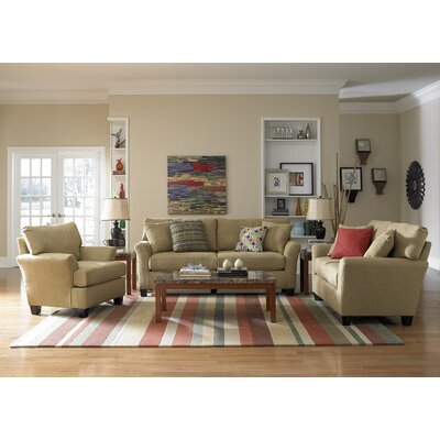 sofab Shag Living Room Collection