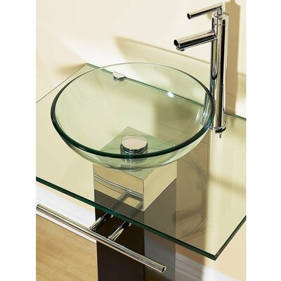 Kokols Vessel Sink Bathroom Vanity Set