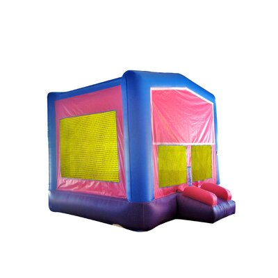 JumpOrange Princess Commercial Grade Inflatable Bouncy House