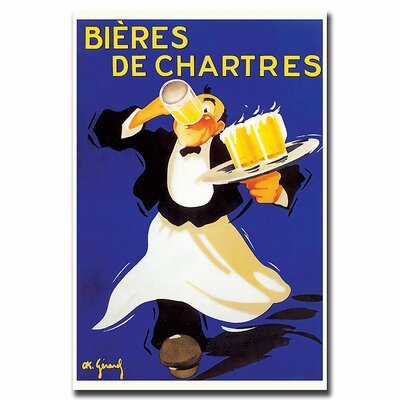 Bieres de Chartres, Traditional Canvas Art - 24