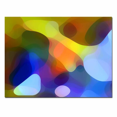 "Trademark Fine Art Dappled Light and Shade by Amy Vangsgard, Canvas Art - 35"" x 47"""