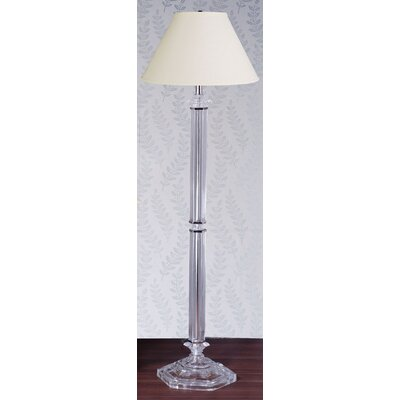 Laura Ashley Home Battersby Floor Lamp with Calais Shade