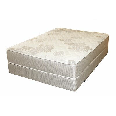 Laura Ashley Home Lancaster Low Profile Firm Memory Foam Top Mattress