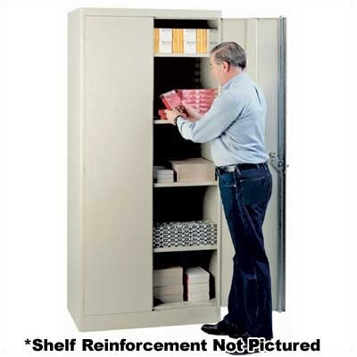 "Lyon Workspace Products Shelf Reinforcements for 36"" W x 24"" D Storage Cabinets"