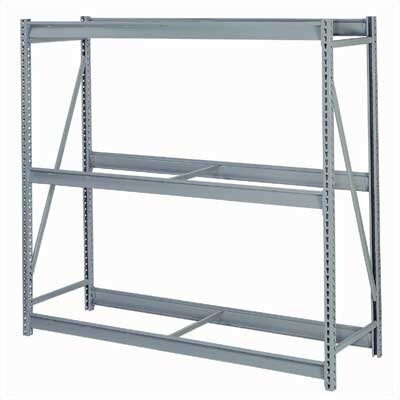 Lyon Workspace Products 3 Tier Rack Units - (72&quot;W x 48&quot; D x 72&quot;H)