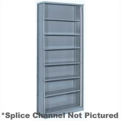 Lyon Workspace Products Bookcase Splice Channel