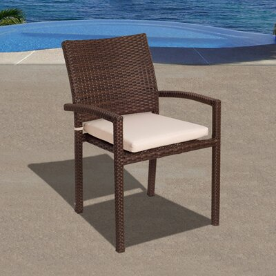International Home Miami Liberty Arm Chair