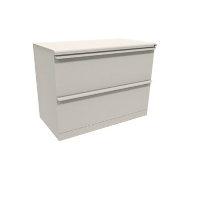 Marvel Office Furniture Zapf Two Drawer Lateral File
