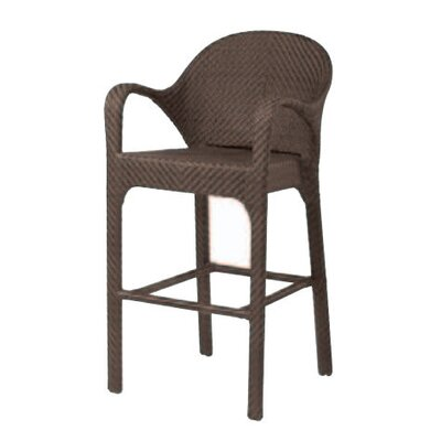 Whitecraft Bali Bar Stool with Arms