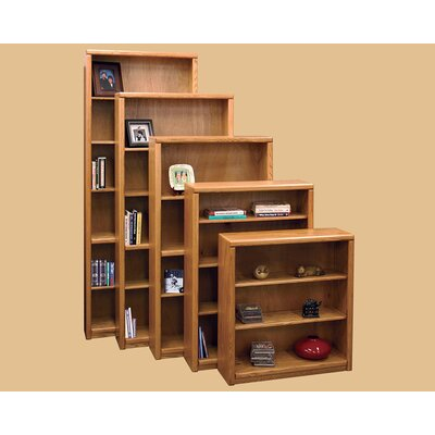 Legends Furniture Contemporary Bookcase with 3 Adjustable Shelves