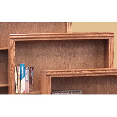 Legends Furniture Traditional Bookcase with 1 Fixed and 3 Adjustable Shelves