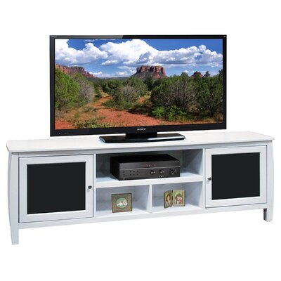 "Legends Furniture Curve 76"" TV Stand"