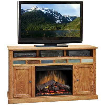 Price Legends Furniture Oak Creek 62 Quot Tv Stand With
