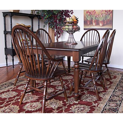 Carolina Cottage Sheridan 5 Piece Dining Set