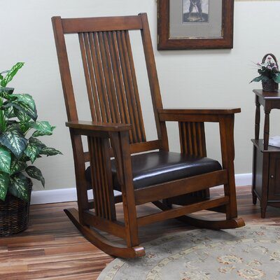 Mission Rocking Chair